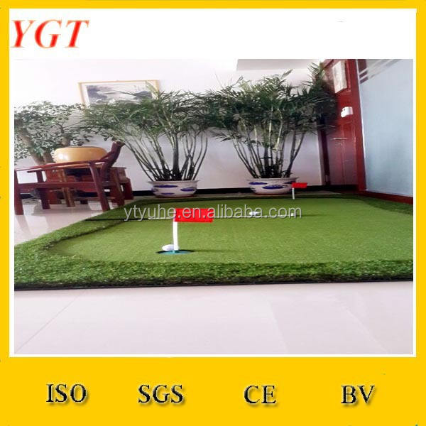 Mini Campo de Golfe/Putting Green Portátil/Mini Equipamento de Golfe