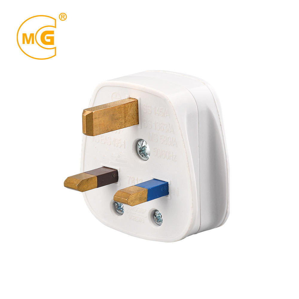 Bakeliet UK BS 1363 3 pin 13 amp elektrische top plug
