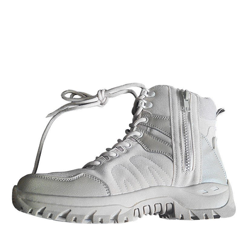 hot sale style France design marine corps soldier tactical force combat boots