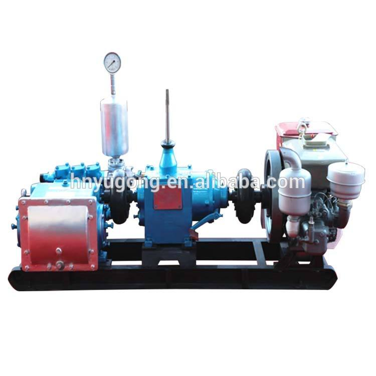 BW160 160L screw mortar pump sludge cement screw pump