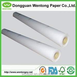 China CAD tracing paper roll supplier for garment use