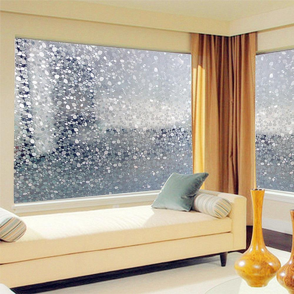 heat insulation frosted static window film