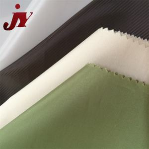 China Textile Factory Wholesale 190T Polyester Taffeta Fabric for Suit Inner Lining Waterproof Breathable Fabric