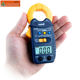 A3399 Voltage Mini Digital Clamp Multimeter Meter Current AC/DC Voltage Resistance Capacitance Frequency Tester Detection