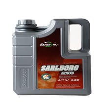 Car lubricants API SJ SAE 5W30 10W30 10W40 15W40 20W50 semi synthetic gasoline engine motor oil