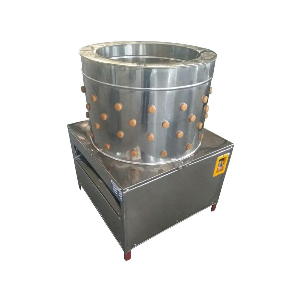 Poultry farming used chicken plucking machine for sale chicken feather plucker