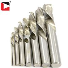 Iron cutting tool left handed drill twist drill bit set