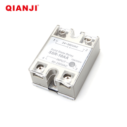 QIANJI 2020 Alibaba China Suppliers Made 12V 40A Electrical Solid State Relays