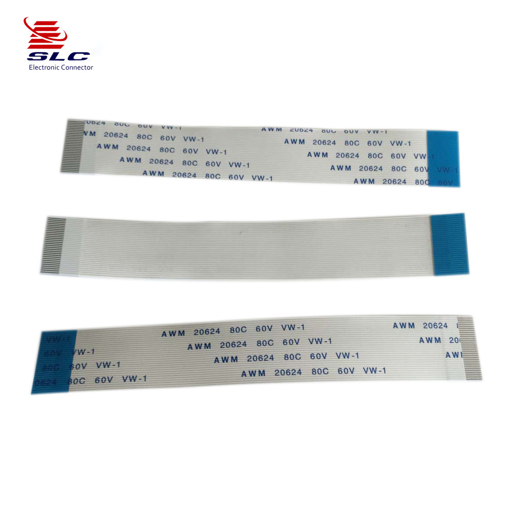 0.5mm 1.0mm 1.25mm pitch Flexible Flat Cable FPC Connector