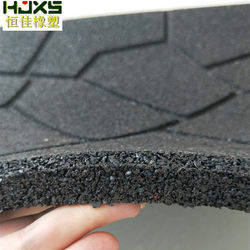Hot sale recycled pavers lowes outdoor rubber flooring