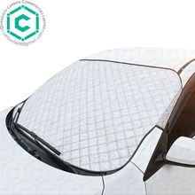 Winter is coming! new design foldable car snow winter shade/ car snow window shade