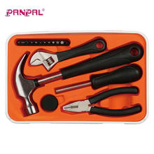 China Manufacture BSCI Approved Factory PP box packing 17pcs Hand Tool Set