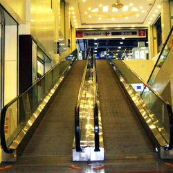 35 degree electric elevator escalator and handrail escalator