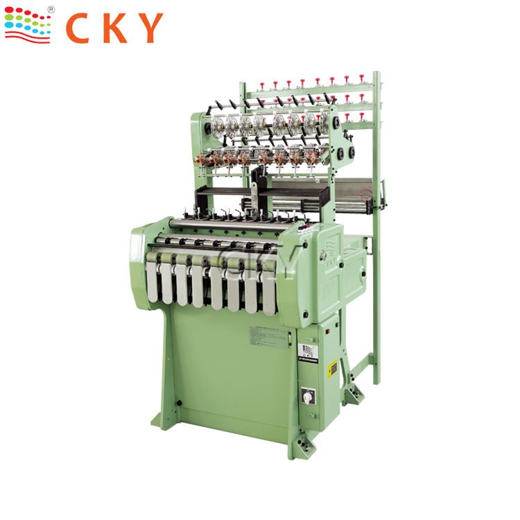 CKY Needel Loom Double Layer Label Machine 1025