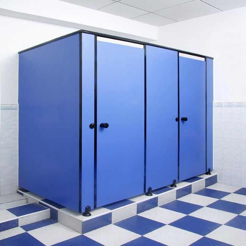 Phenolic Compact Laminate HPL Partitions for toilet or washroom