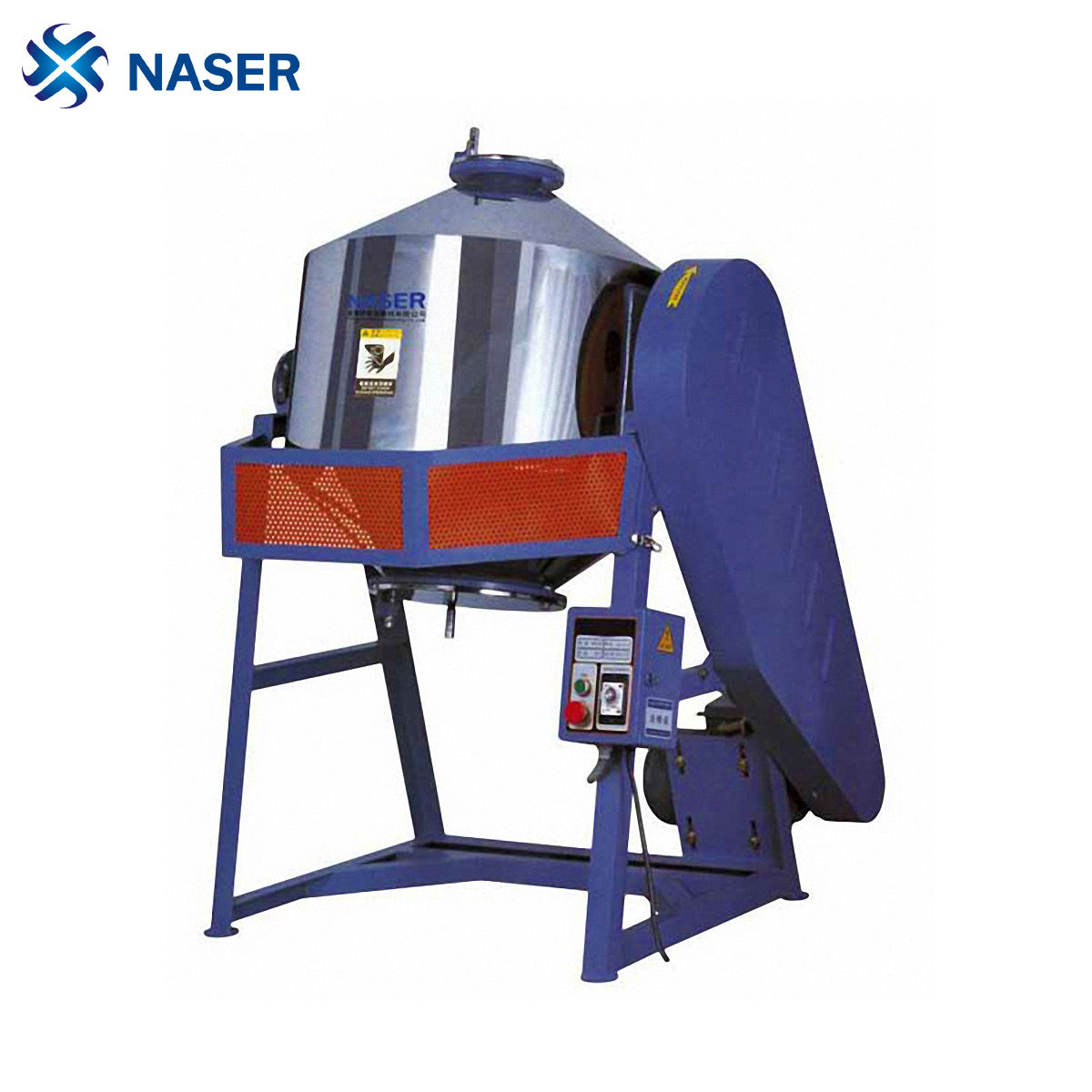 Philippines high quality Tumbler drum mixer for Food