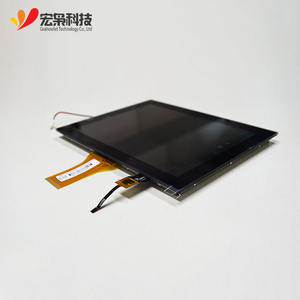 PCAP Highlight raspberry pi lcd outdoor display 8 inch tft lcd module with touch screen