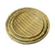 Eco Friendly Biodegradable Bamboo Storage Basket Woven Storage Basket