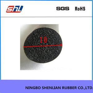 2-50mm Extruded Rubber O-Ring Cord/Sponge Cord