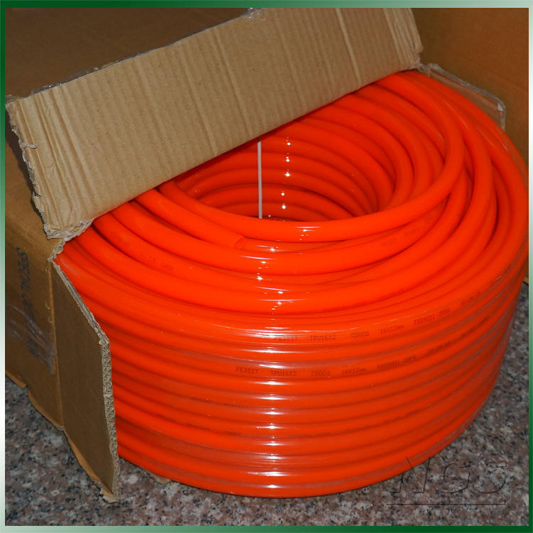 PU Air Tube for Pneumatic Machine 18mm x 14mm Inner Diameter