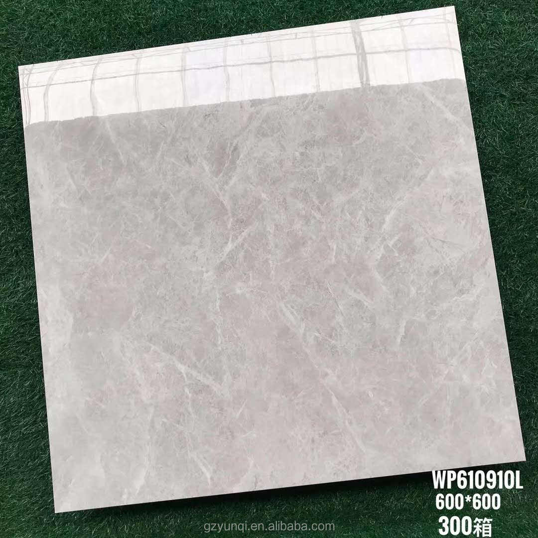 600x600/800x800mm Living room Design glazed porcelain floor ceramic tile