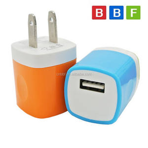USB wall charger power adapter for mobile iphone 8 USB wall charger for smart phone