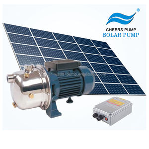 solar powered water pump surface solar water pump for irrigation