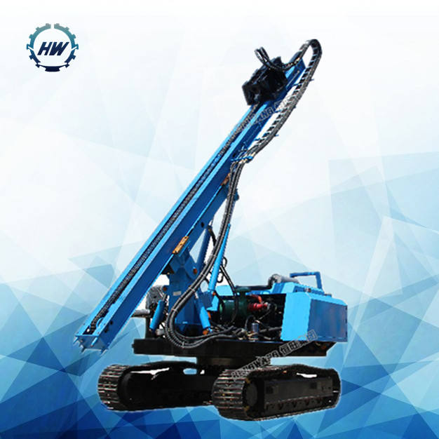 Excavator Mounted Hydraulic Vibro Hammer/Vibratory Sheet Pile Driver