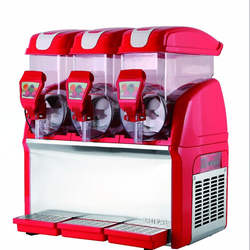 promotional popular slush machine for sale with three bowls ks-15A*3