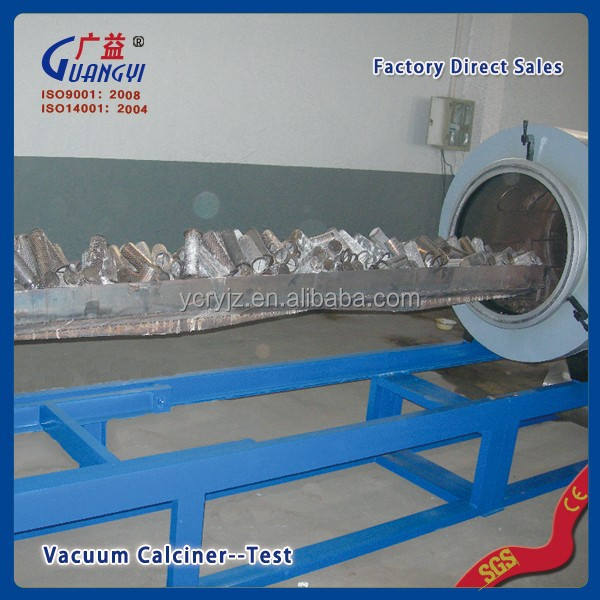Induction Furnace Vacuum Clean Furnace Breaker Plate Cleaning Oven Electric Vacuum Cleaning Furnace