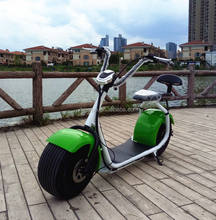 60v 800w 1000W cityCoco woqu wolf cheap city two wheel self balancing electric scooter/fat tire escooter/e-bike