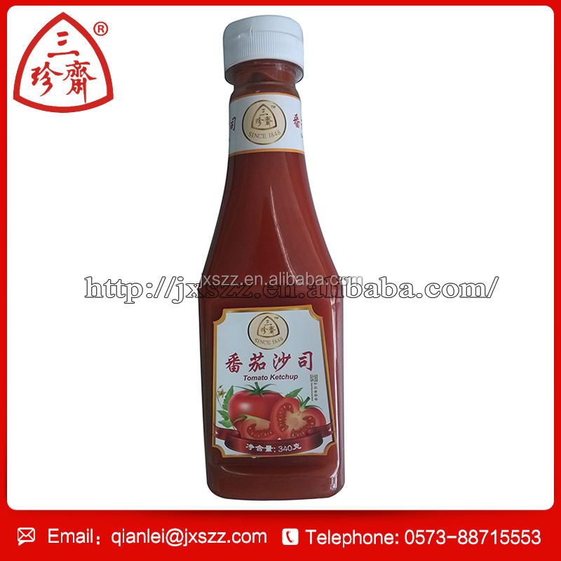 Wholesale china sweet chili sauce sugar free tomato ketchup