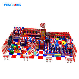 Wholesale Games Nice Children Indoor Playground
