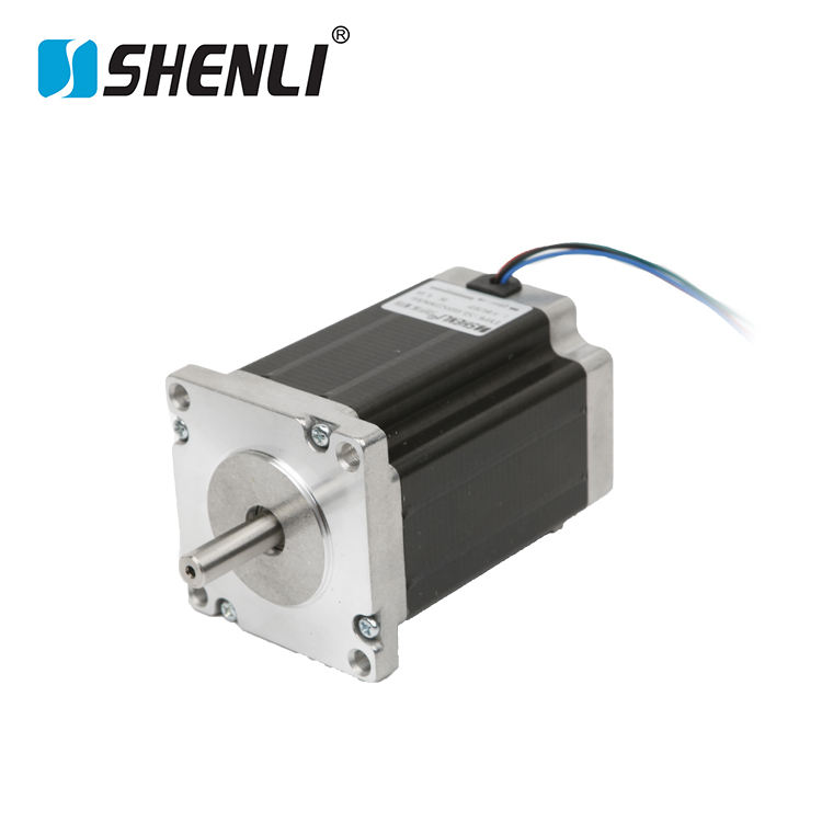 High Performance economic hybrid nema 24 electric stepper motor factory with acme screw