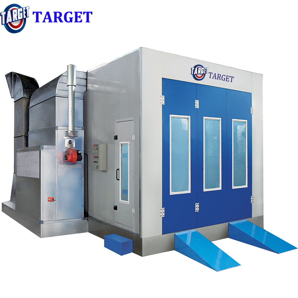 Turbo fan Yantai TARGET Car Spray booth /Paint booth TG-70B