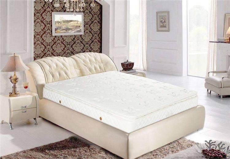 Colchón de espuma de diamante para dormir cómodo para la vida sana