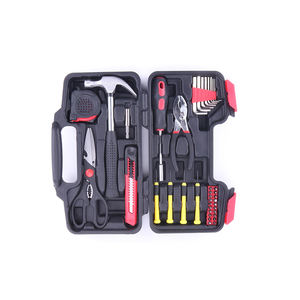 Ronix Household Hand Tool Kit with Plastic Tool box 40 pcs tools box set mechanic