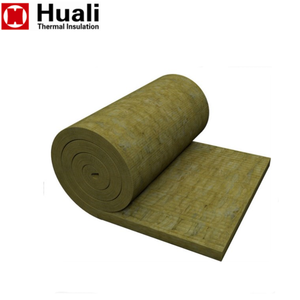 non flammable rock wool blanket acoustic roll rockwool batt and blanket insulation roof insulation