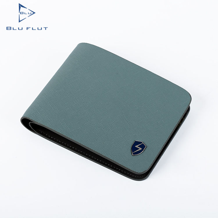 office men vegan leather wallet,rfid minimalist boys wallets,private label anti theft coin wallet