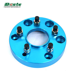 High polish Aluminium Wheel Spacer Ring Alloy 6061 Hub Centric Wheel Spacer Ring