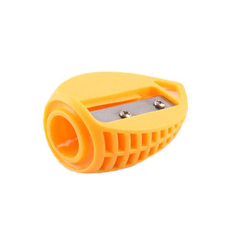 Big hole large jumbo carpenter plastic pencil sharpener