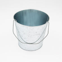 galvanized pail chemical bucket adhesive tin can printing  etc. customization