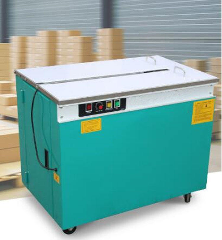 2020 New Condition Semi-Automatic Manual Metal Strapping Machine