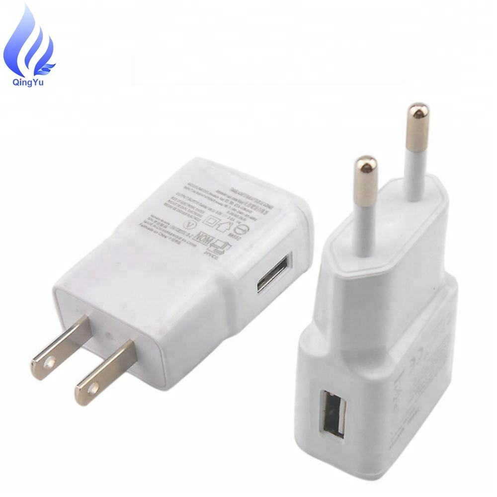 5v 2a usb wall charger micro usb travel charger with single port, Us plug charger for smart phone