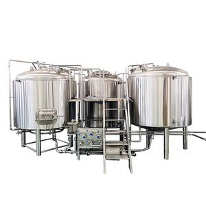 America client 10 bbl brewery/supply 10bbl brewing อุปกรณ์/brewhouse สำหรับขาย