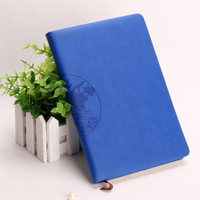 Popular personalized colorful eco-friendly business printing faux leather notebook