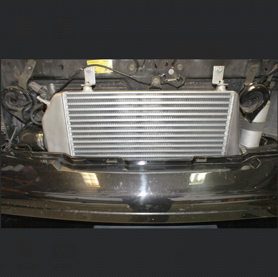 upgrade intercooler for Nissan Navara NP300 2015+ turbo intercooler