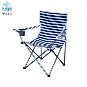 Nuevo silla plegable Silla de playa portátil camping barato de metal