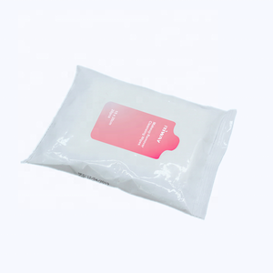 Private Label Custom Logo Micellar Makeup Remover Removal Facial Cleansing Towelettes Wipes