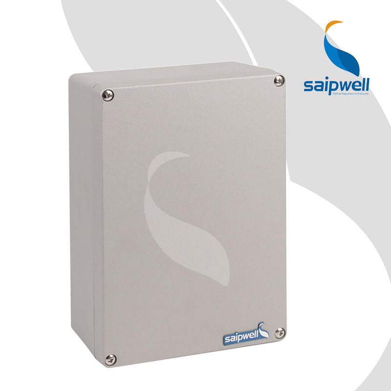 SAIPWELL J Aluminum Injection Solar Battery Unit Panel Board Enclosure